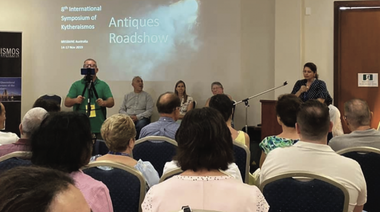 Lively and successful: The 8th Symposium of Kytheraismos