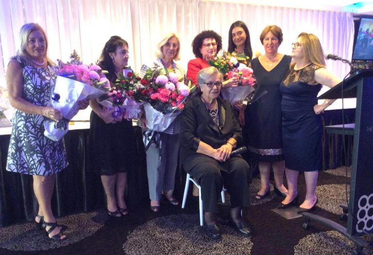 Prominent Greek women recognised by OEEGA NSW at International Women's Day lunch