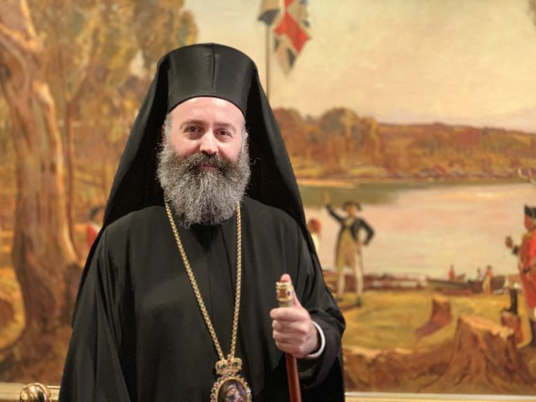 Greek Orthodox Archdiocese of Australia launches 'COVID-19 Community Relief' program