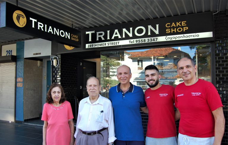 Trianon Cake Shop: 'We just wanted to do something for the community, to relieve our customers of all this stress'