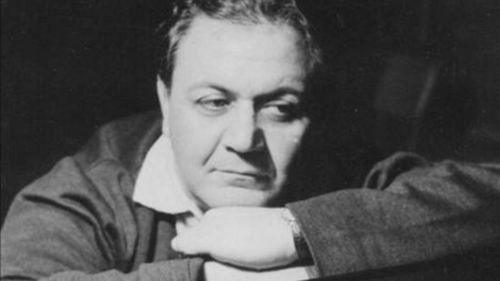 On This Day in 1994: Greek composer and theorist, Manos Hadjidakis, passed away
