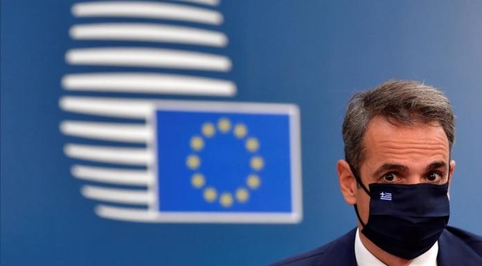 Greek PM calls for EU deal on COVID stimulus