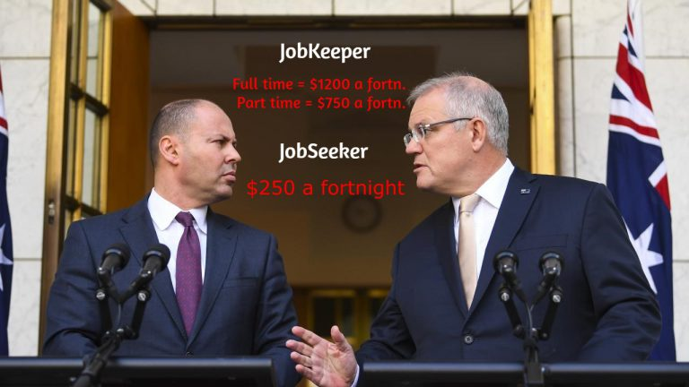 JobKeeper and JobSeeker extended but eligibility tightened