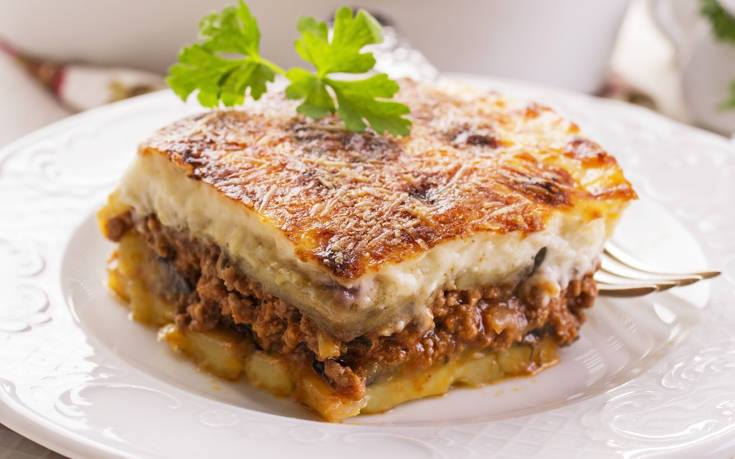 Traditional Greek Recipes: Moussaka