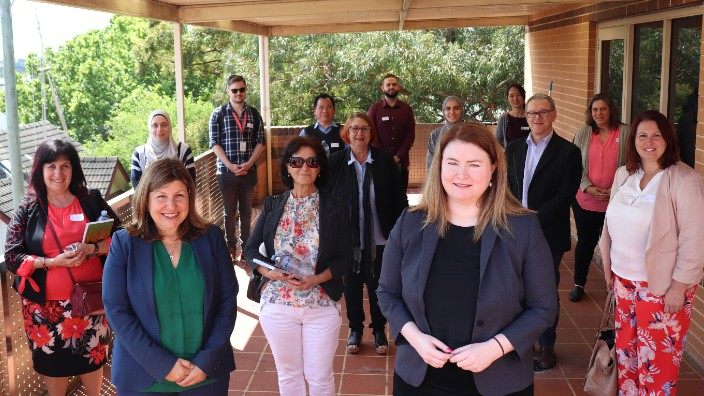 Sophie Cotsis MP hosts 'Multicultural Mental Health Roundtable' in Canterbury