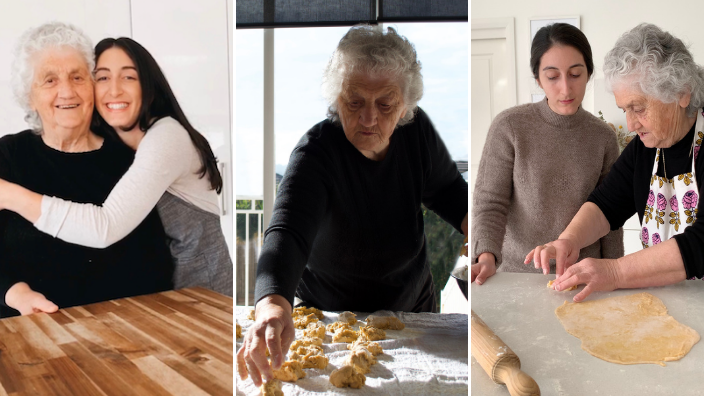 Yiayia Triantafilia: From a journey of migration to cooking and keeping traditions alive