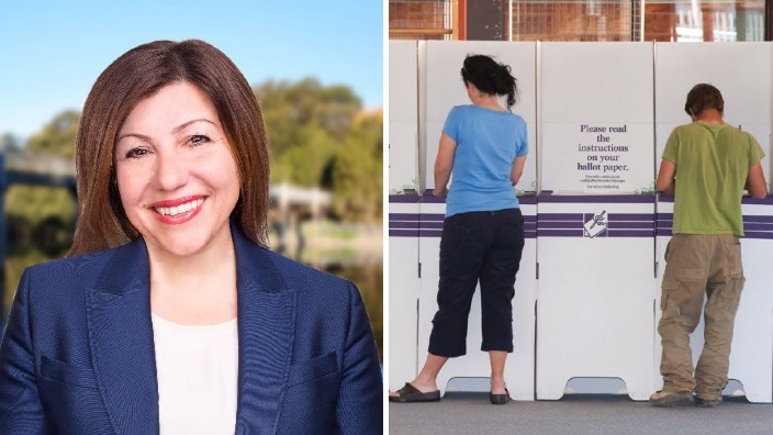 Sophie Cotsis MP wants answers after taxpayers charged for Liberal Party election polling