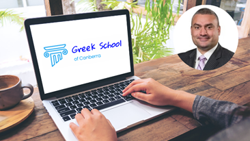 Greek Community of Canberra aim to make language learning accessible to residents of regional Australia