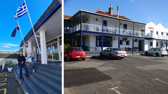 Greek community of Tasmania to receive $70,000 grant to upgrade Hellenic Hall facilities