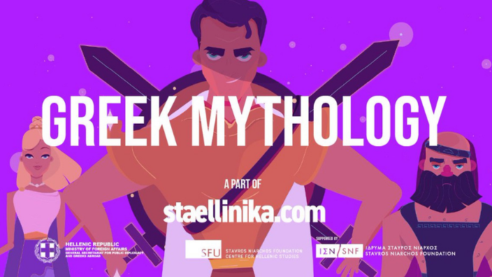'StaEllinika' app brings Greek mythology to diasporic preschoolers