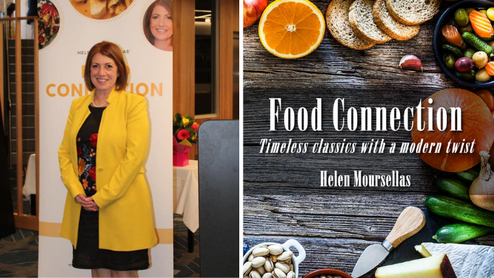 New Helen Moursellas cookbook 'to bring family and friends around the meal table'