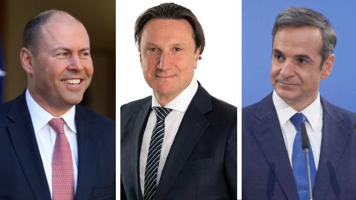 Melbourne's Greek Community seek taxation agreement between Greece and Australia