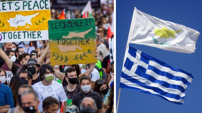 Australian Hellenic Council on the Cyprus issue: Turkey's Erdogan is no friend of Australia