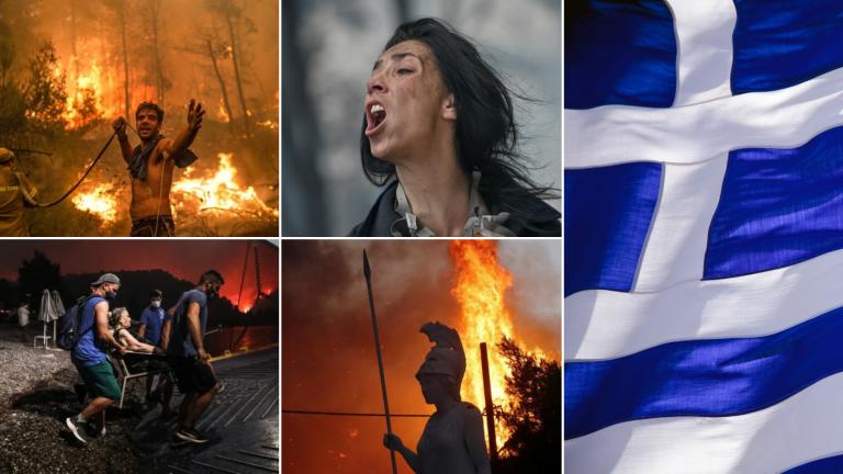 Greek diaspora in Australia and worldwide unite to assist wildfire devastated Greece