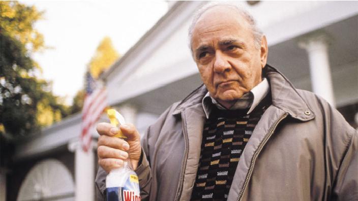Michael Constantine, the dad in 'My Big Fat Greek Wedding,' dies at 94