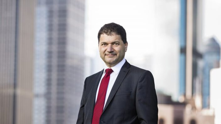 'Sydney FC reflects our values as an organisation,' says Bank of Sydney CEO Miltos Michaelas