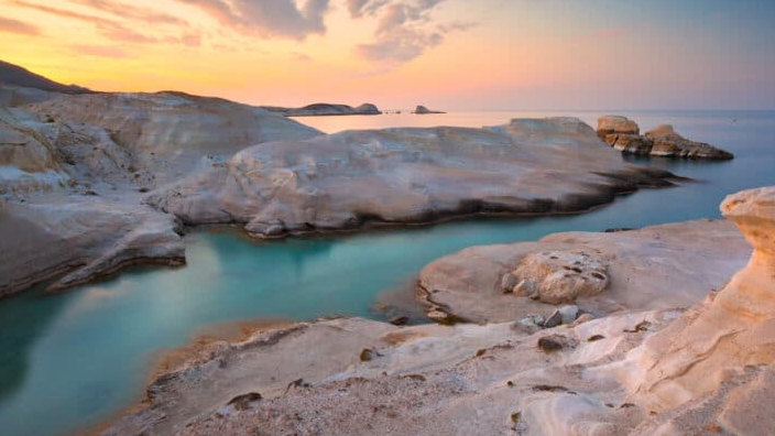Milos voted best island in the world by US travelers