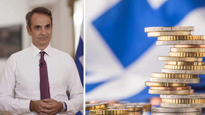 Greece announces higher than expected growth of 6.1% for 2021