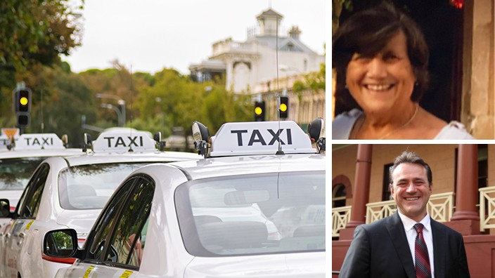Greek community rallies against proposed taxi licence reforms in NSW