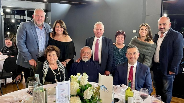 Community and Parish of St George Thebarton holds appreciation dinner for community and supporters