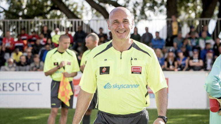 Football Victoria referee Hary Milas dies
