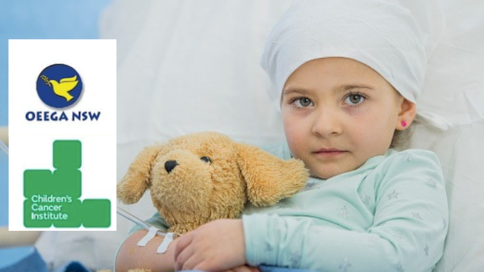 OEEGA NSW radiothon to raise money for the Children's Cancer Institute
