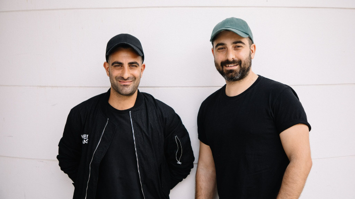 'It's in our blood': Harry and Mario Kapoulas make their mark on the Cronulla food scene