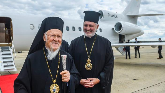 Ecumenical Patriarch Bartholomew hospitalised during Washington visit