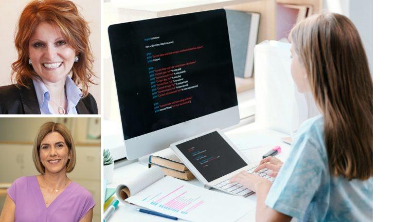 Greek Australian leaders encourage young women to participate in Tech4Girls workshop